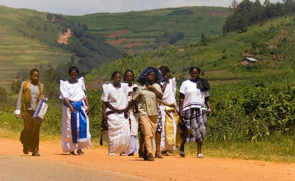 Wildlife Game Viewing in Uganda